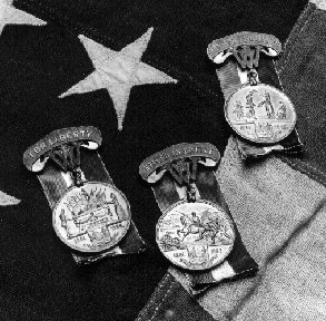 Civil War Medals