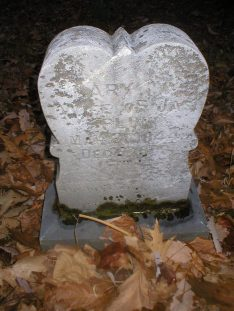 Mary C Plum Tomb